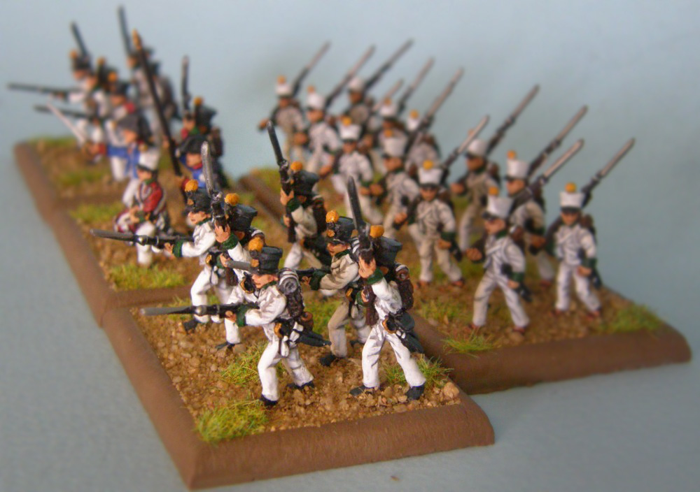 Royalist Infantry (Elites)