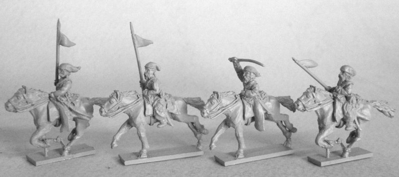Argentina Cavalry (Gaucho Infernales) - Click Image to Close