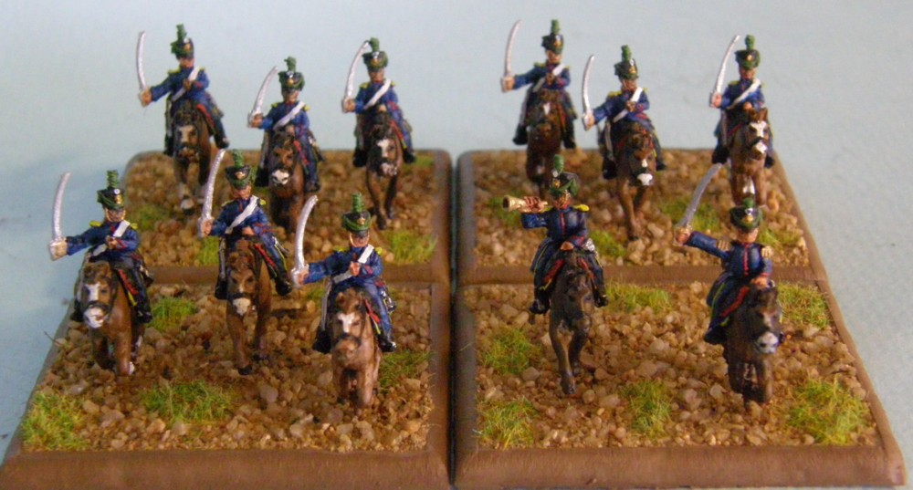 Argentina Cavalry (Horse Grenadiers command)