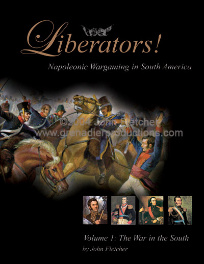 Liberators! Volume 1: The War in the South - Click Image to Close
