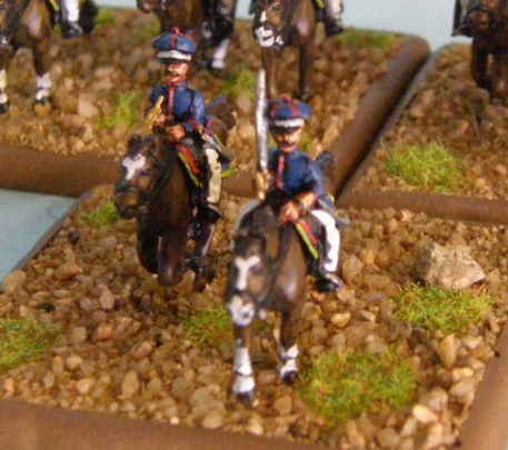 Argentina Cavalry (Fatigue Cap command)