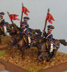 Argentina Cavalry (Fatigue Cap-2)