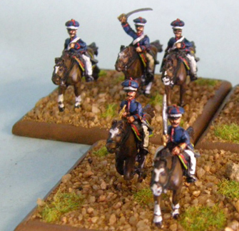 Argentina Cavalry (Fatigue Cap-1)