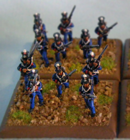 Chile Infantry (Fusileros) - Click Image to Close